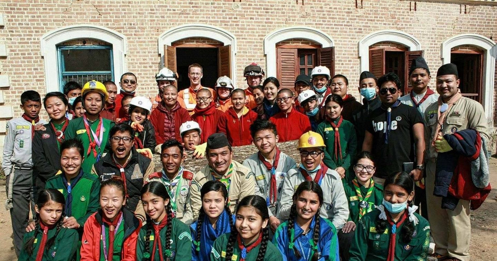 S.A.R.A.I.D Nepal Fundraising